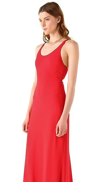 Calvin Klein Collection Liesel Maxi Dress