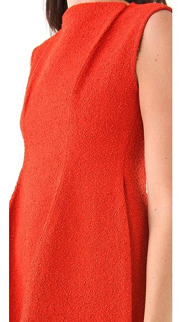 Calvin Klein Collection Voluminous Sheath Dress