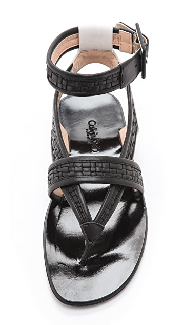 Calvin Klein Collection Liann Sandals