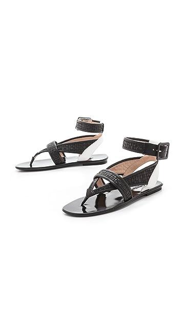 Calvin Klein Collection Liann Sandals