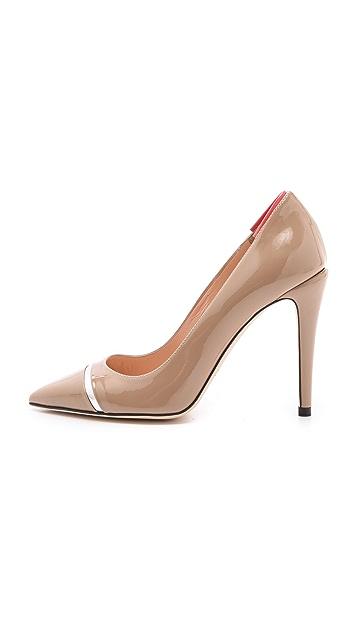 Calvin Klein Collection Ina Pumps