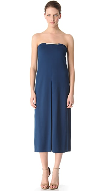 Calvin Klein Collection Geza Strapless Dress