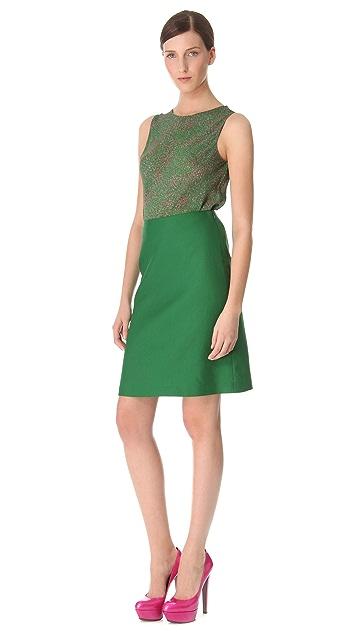Calvin Klein Collection Nask Top