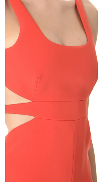 Calvin Klein Collection Nyx Sleeveless Gown