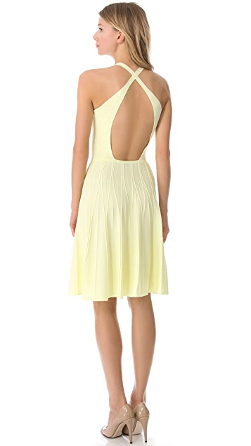 Calvin Klein Collection Sleeveless Dress