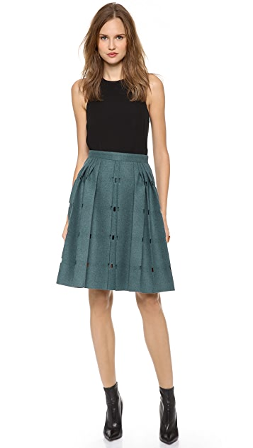 Calvin Klein Collection Storrie Skirt