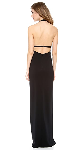 Calvin Klein Collection Tuvi Gown