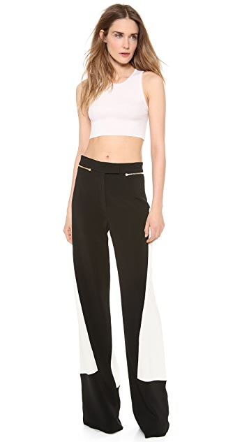Calvin Klein Collection Lenard Cropped Tank