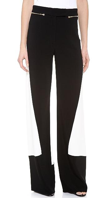 Calvin Klein Collection Wide Leg Pants