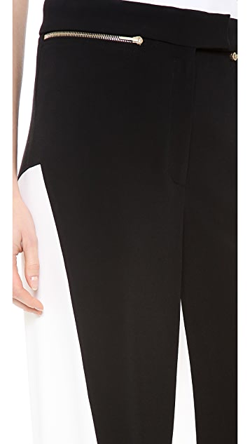 Calvin Klein Collection Wide Leg Pants