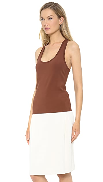 Calvin Klein Collection Merryn Sleeveless Top