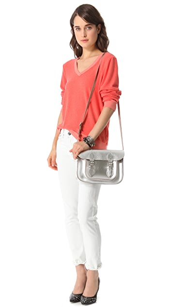 Cambridge Satchel Metallic 11