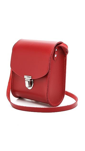 Cambridge Satchel Mini Push Lock Bag
