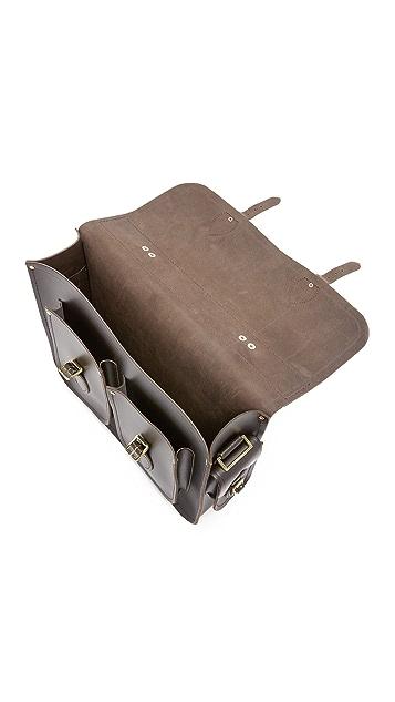Cambridge Satchel Multi Pocket Batchel