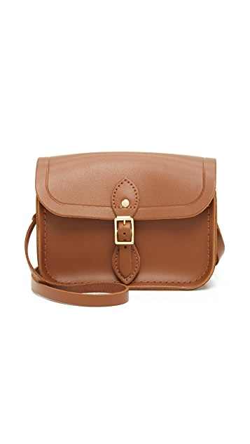 2a4393df9885 Cambridge Satchel Mini Traveller Bag