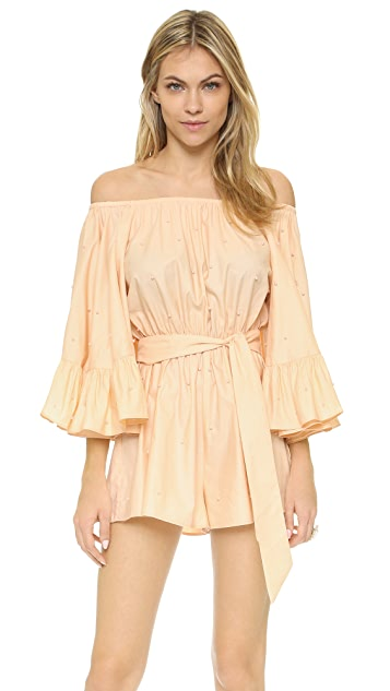 C/Meo Collective Star Eyes Romper