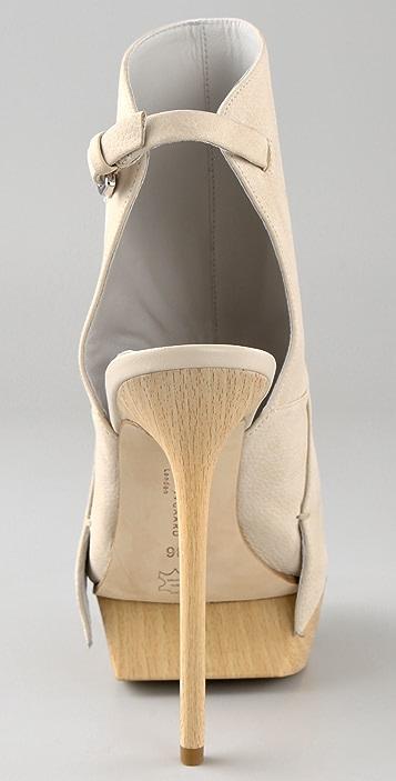 Camilla Skovgaard Overlay Platform Sandals
