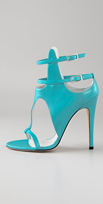 Camilla Skovgaard Ankle Point Strap Sandals