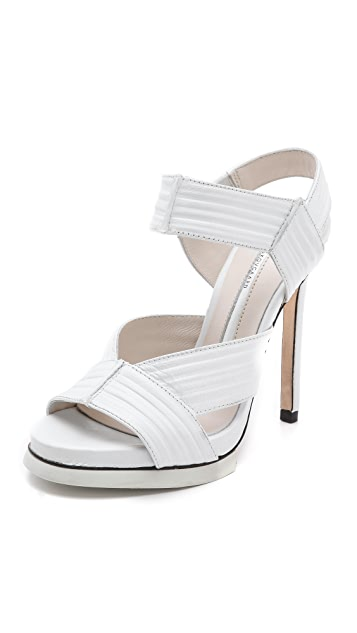 Camilla Skovgaard Hex Stiletto Sandals