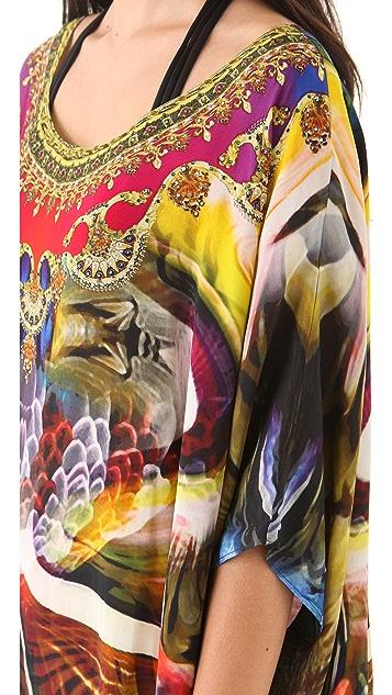 Camilla Round Neck Cover Up Dress