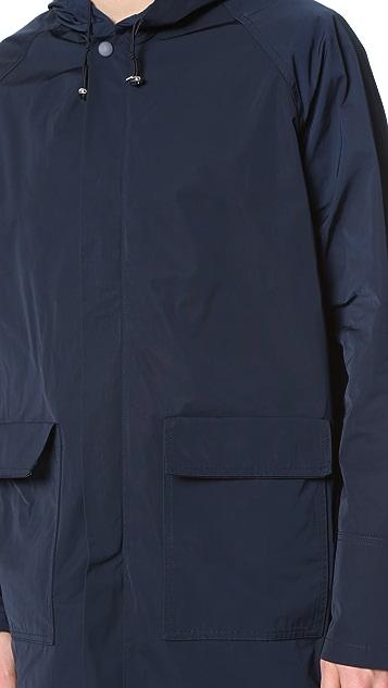 CAMO Luke Memory Twill Rain Jacket