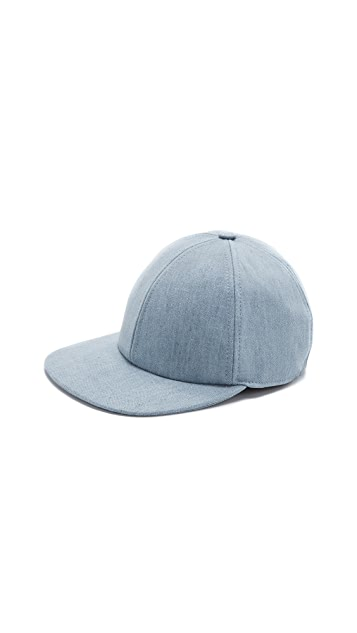 CAMO Anthony Denim Cap