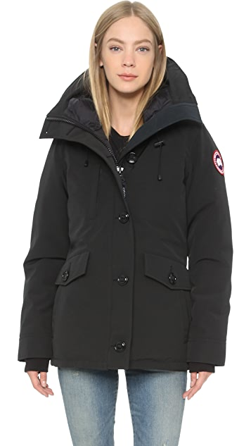 canada goose black label rideau