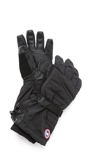 Canada Goose Arctic Down Gloves ...