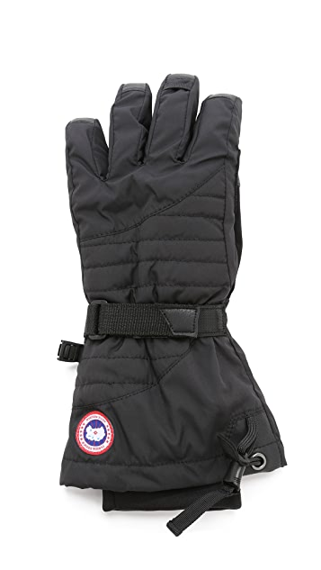 ... Canada Goose Arctic Down Gloves ...