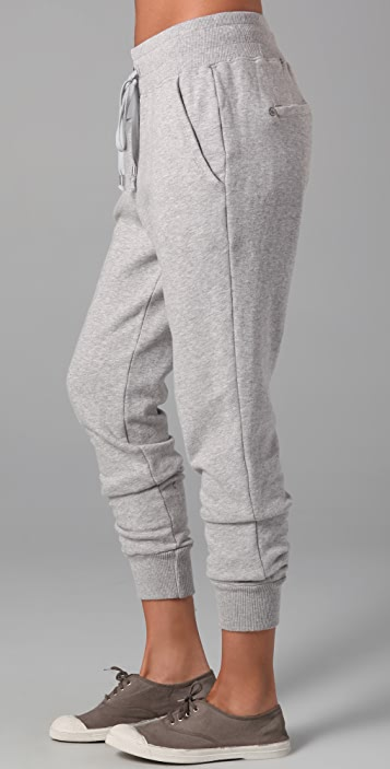 C&C California Loopy Drawstring Sweatpants