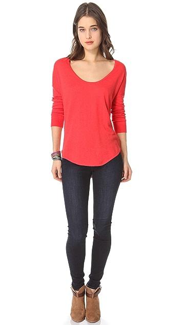 C&C California Long Sleeve Sweater