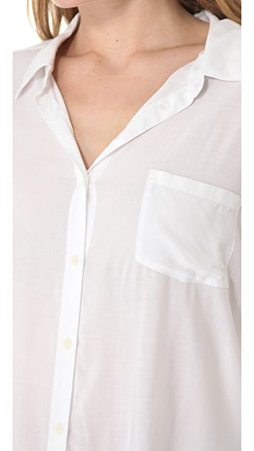 C&C California Roll Sleeve Shirt