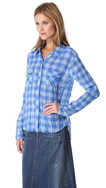 C&C California Roll Sleeve Shirt