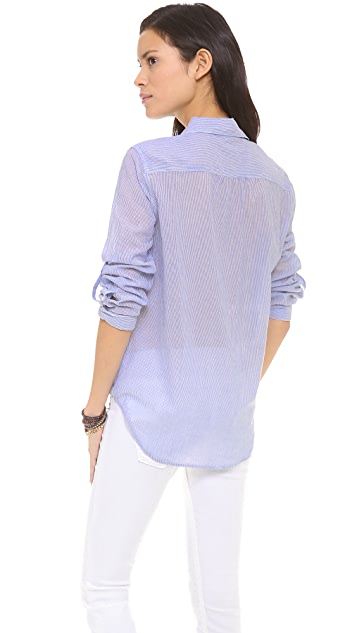 C&C California Two Pocket Pleated Shirt