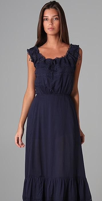 Candela Sleeveless Victorian Long Dress