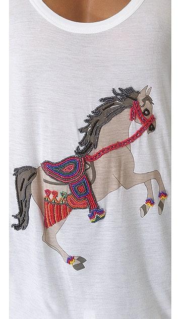 Candela Horse Tee
