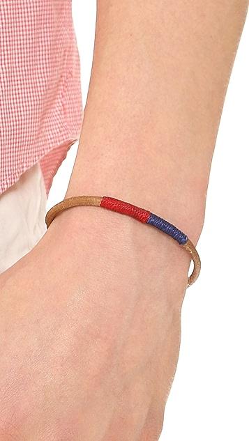 Caputo & Co. Nautical Colorblock Bracelet