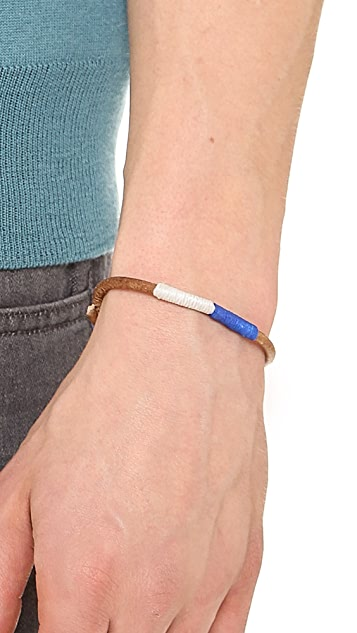 Caputo & Co. Nautical Colorblock Bracelet