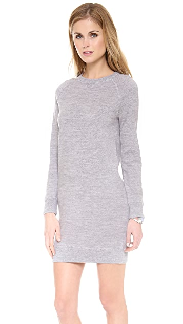 Cardigan Marc Sweatshirt Dress