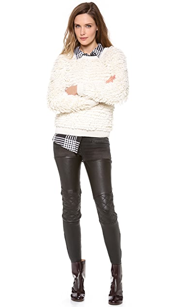Cardigan Carine Raglan Sweater