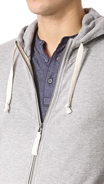 Cardigan Alex Zip Up Hoodie
