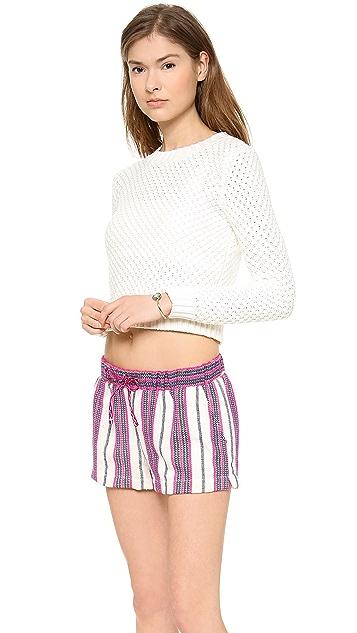 Cardigan Lucie Crew Neck Sweater