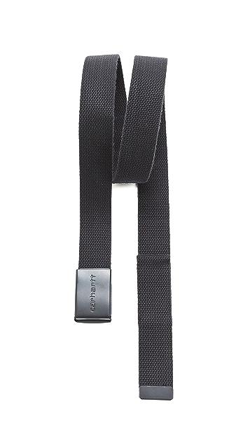 Carhartt WIP Tonal Clip Belt