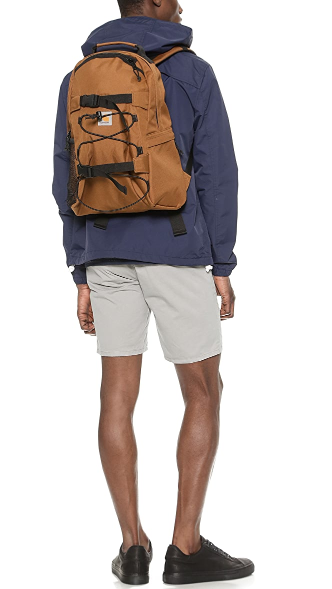 release date: official supplier classic fit Kickflip Backpack