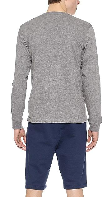 Carhartt WIP Long Sleeve College Left T-Shirt