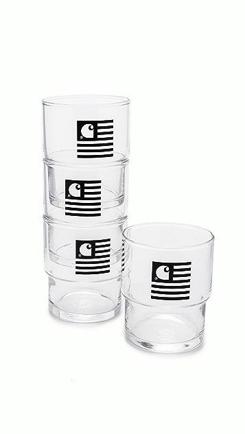 Carhartt WIP Stackable Glasses