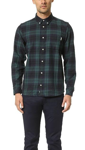 Carhartt WIP Long Sleeve Baker Shirt
