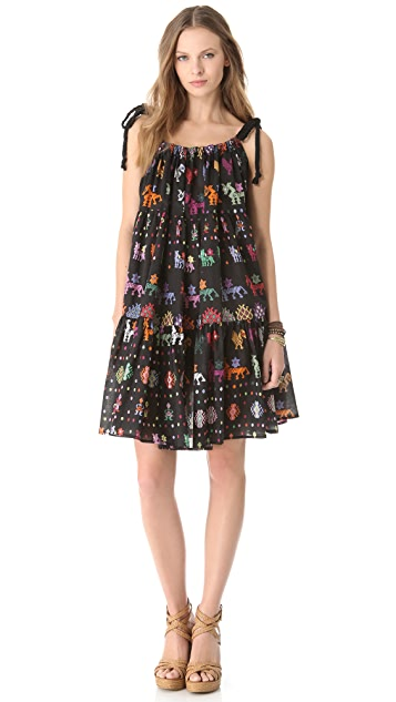 Carolina K Tiered Dress / Skirt