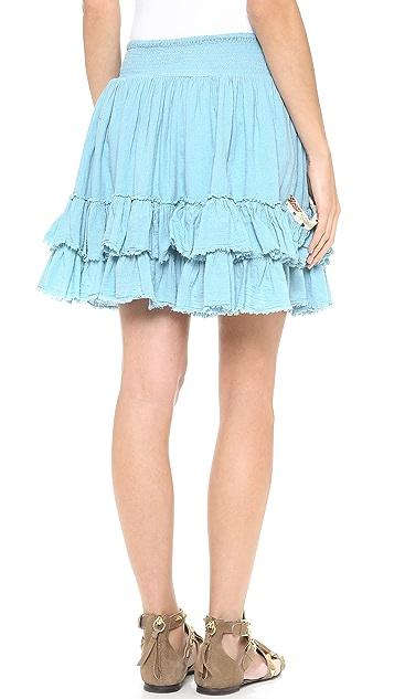 Carolina K Two Ruffle Skirt
