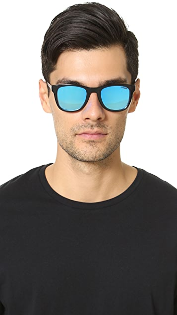 Carrera Square Frame Sunglasses